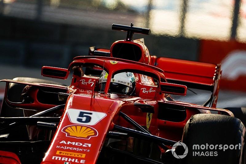 Vettelt meglepte mennyire elmaradtak a Mercedes tempójától