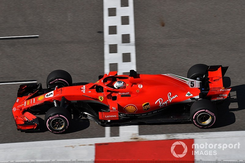Vettel: New surface for first three starters