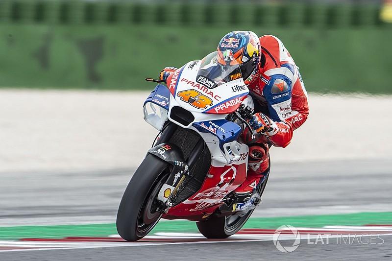 ba888bb0921 Misano MotoGP  Dovizioso beats Marquez to win