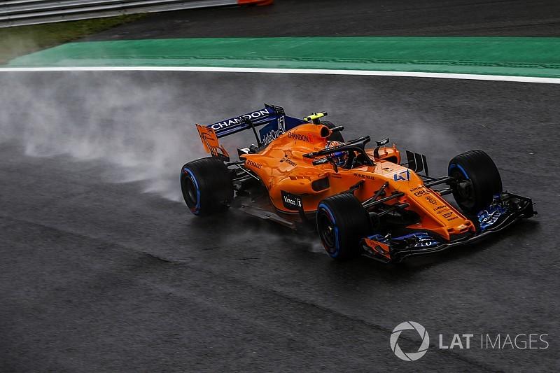 Test Pirelli: Norris ha completato 140 giri al Paul Ricard con le rain per il 2019