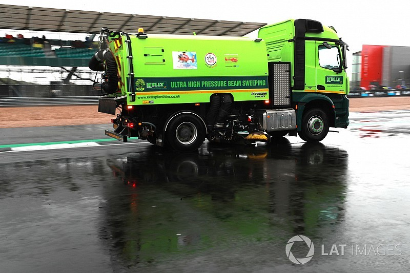 Silverstone moet opnieuw asfalteren om MotoGP-deal veilig te stellen