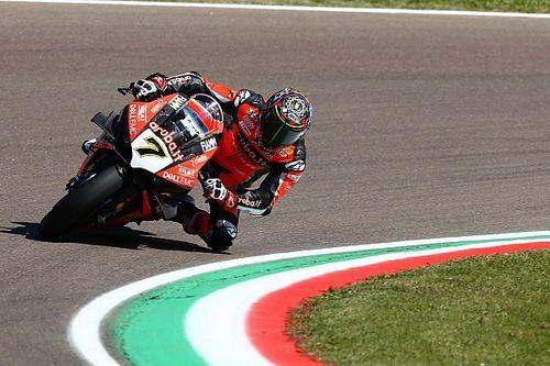 SBK, Imola: Superpole da record per Davies con la Ducati