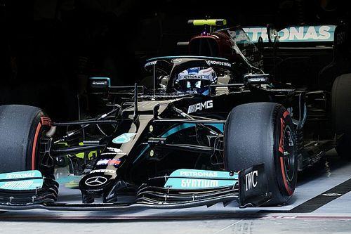 Mercedes bijna seconde sneller dan Red Bull in eerste training Austin