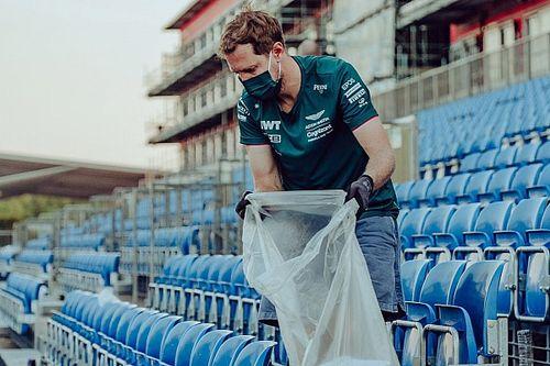 """Ralf: """"Vettel'in çöpün yanı sıra puan da toplaması gerekiyor"""""""