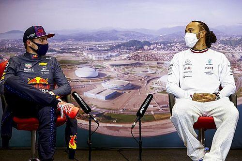 Faktor Psikologis Tak Pengaruhi Duel Lewis Hamilton-Max Verstappen