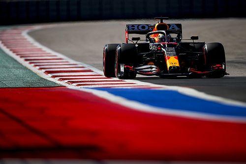 Uitslag: Eerste vrije training F1 Grand Prix van Rusland