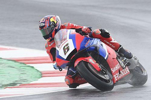 MotoGP: Honda annuncia il rinnovo di Bradl come tester
