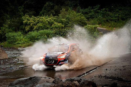 ERC: bel sesto posto alle Azzorre per Scandola-Fappani con la Hyundai
