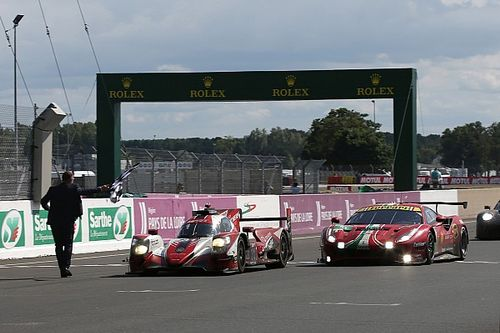 Inside the Le Mans finish too barmy for Hollywood