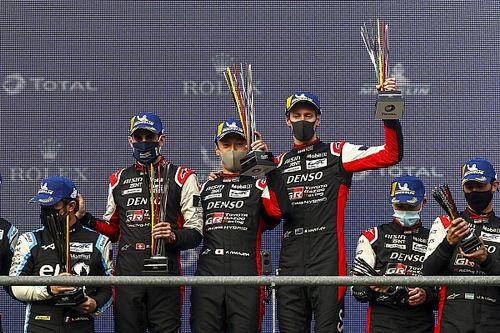 El hipercoche de Toyota debuta con victoria en Spa