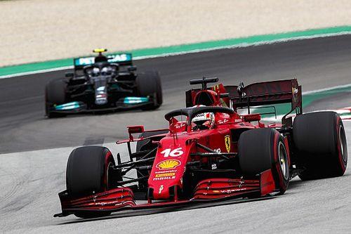 フェラーリ、F1スペインGPで絶好調。ビノット代表「レースペースはもはや弱点ではない」
