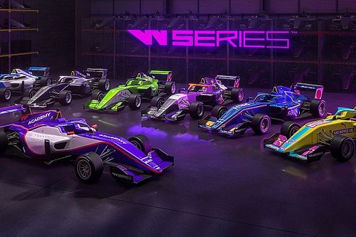 W Series introduces new team structure from this season