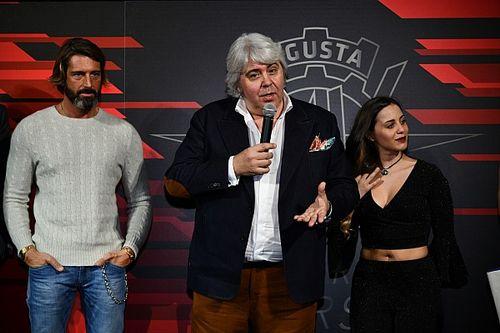 Fotogallery: la presentazione del team MV Agusta Forward Racing