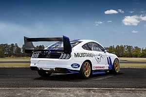 Ford представил Mustang для серии Supercars