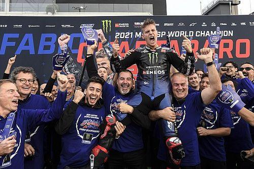 Ducati admet la supériorité de Quartararo mais vise encore deux titres