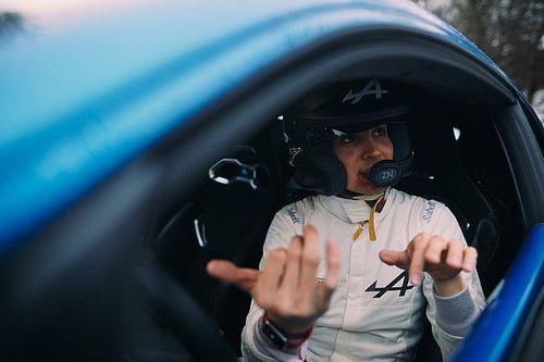 "Ocon: WRC stars must have ""balls of steel"""