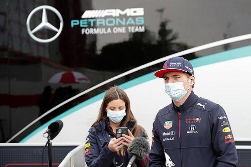 """Verstappen: """"Belki de Bahreyn performansımız tek seferlikti"""""""
