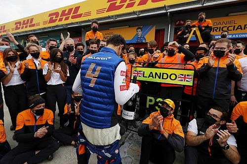 McLaren, 2022'de daha fazla test günü olmasını umuyor