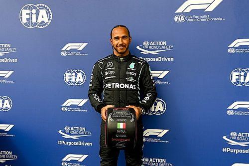Parrilla de salida GP Emilia Romagna F1
