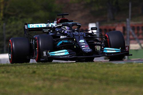 Mercedes, Imola'da 18 inç lastikleri test edecek