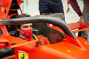 塞恩斯将在下周参加法拉利测试