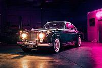 Une Bentley de 1961 totalement électrique