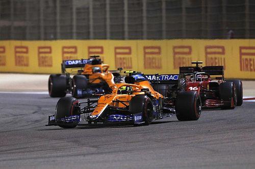A McLaren a riválisok megértésében reménykedik Imola után