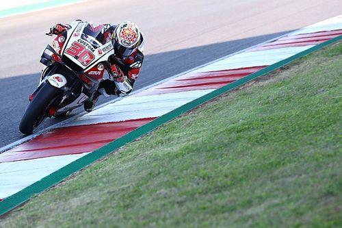 Nakagami Terbantu Marquez Sepanjang MotoGP 2020