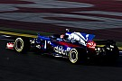 Forma-1 Figyeljük meg a Toro Rosso részleteit: közeli videó