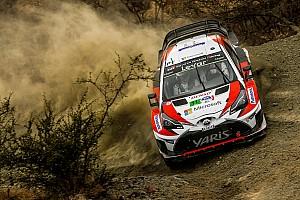 WRC Etap raporu Meksika WRC: Juho Hanninen lider başladı