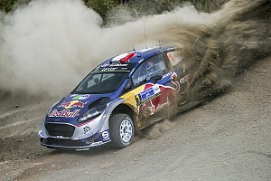 WRC Breaking news Mexico engine overheat issues could get worse - Ogier