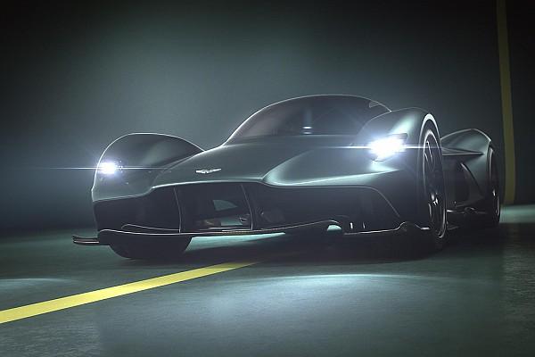 Автомобілі Важливі новини Aston Martin хоче виставити Valkyrie в Ле-Мані