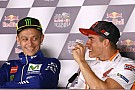 MotoGP Rossi: Marquez mit bester Schadensbegrenzung in MotoGP 2017
