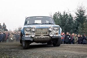 WRC Obituarios Timo Mäkinen, el 'finlandés volador', falleció