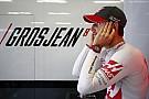 Formula 1 Grosjean, 2017'nin ilk yarısından memnun