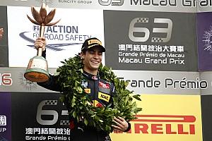GP2 Важливі новини Сетте Камара переходить до GP2 у 2017-му