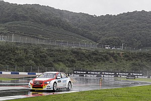 WTCC Yarış raporu Çin WTCC: Yoğun yağmur altında kazanan Guerrieri