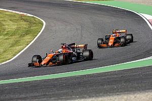 Formule 1 Actualités Alonso et Vandoorne partiront en fond de grille