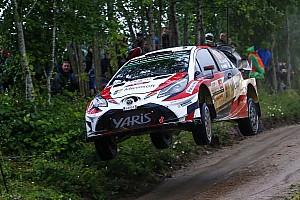 WRC Ultime notizie Latvala non si nasconde: