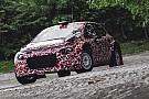 WRC Citroen: Paolo Andreucci tra i piloti chiamati a sviluppare la C3 R5