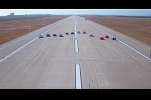Automotive Noticias de última hora Vídeo: la carrera de aceleración más espectacular