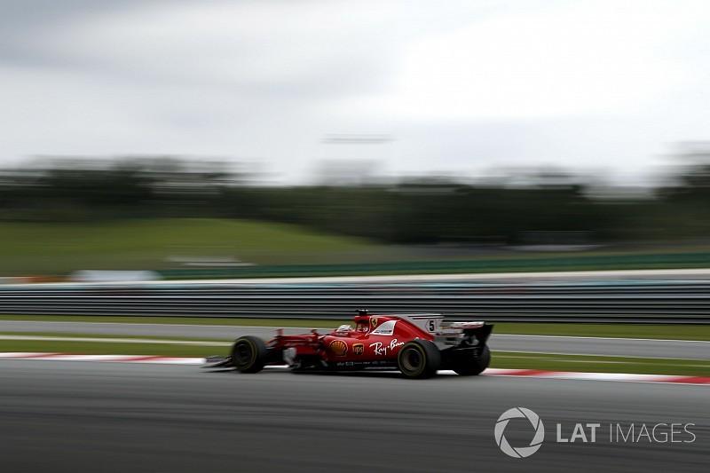 Ferrari troca motor de Vettel após problema em Sepang