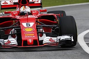 Fórmula 1 Noticias Vettel no se fía del bajo rendimiento de Mercedes en Sepang