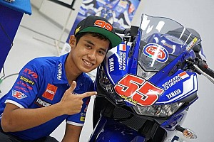 World Superbike Breaking news Galang Hendra lakoni debut World Supersport 300