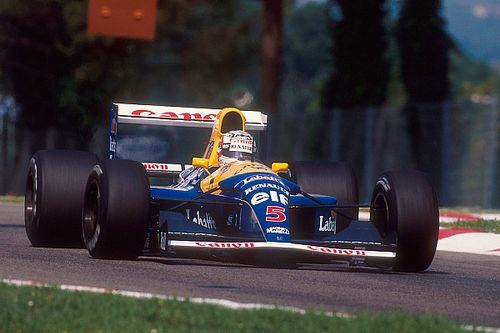 Les innovations clés de la Williams FW14B de 1992