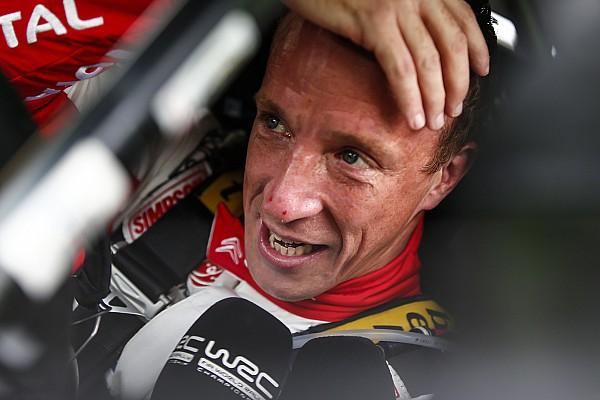 WRC Son dakika Citroen, İspanya Rallisi için Meeke'i takımda tutuyor
