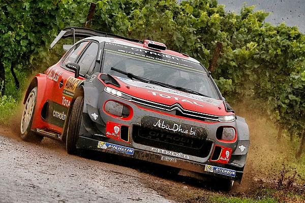 WRC Prova speciale Germania, PS12: Mikkelsen risponde a Tanak e Ogier