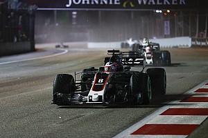 Formule 1 Réactions Grosjean :