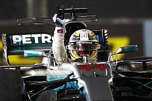 F1 Reporte de la carrera Victoria de mundial de Hamilton tras el desastre de Vettel