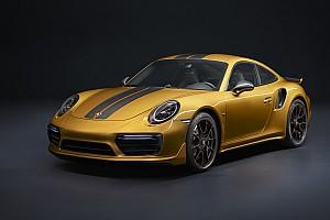 Automotive News Limitiert auf 500 Stück: Der neue Porsche 911 Turbo S mit 607 PS